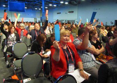 Balsavimas IFLA asamblėjoje
