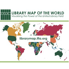 Library map IFLA org