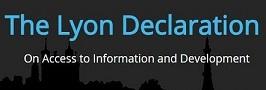 Liono deklaracija dėl teisės į informaciją ir vystymąsi