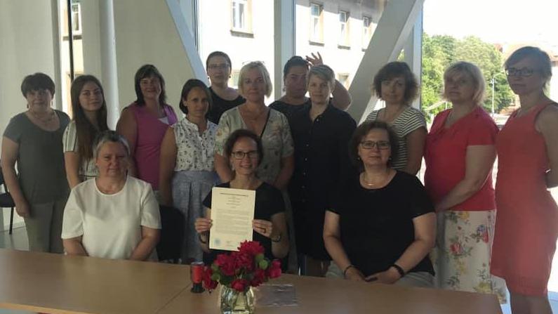 Baltijos šalių bibliotekininkai ruošiasi kongresui CoBal