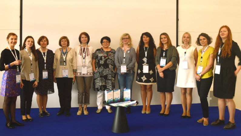 Lietuvos delegacija IFLA 2016