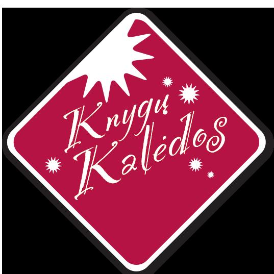 Knygų Kalėdų logo