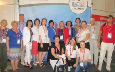 82-oji IFLA generalinė konferencija: įspūdžiai ir patirtys
