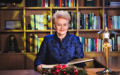 """""""Knygų Kalėdų"""" akcijos rezultatai"""