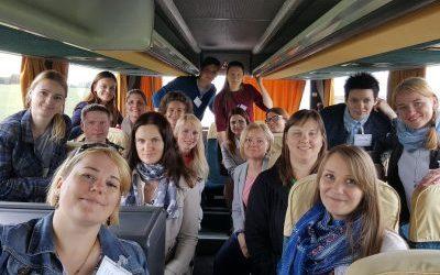 Jaunųjų specialistų profesinė kelionė