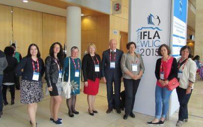 Keiptaune įvyko 81- oji IFLA konferencija ir asamblėja
